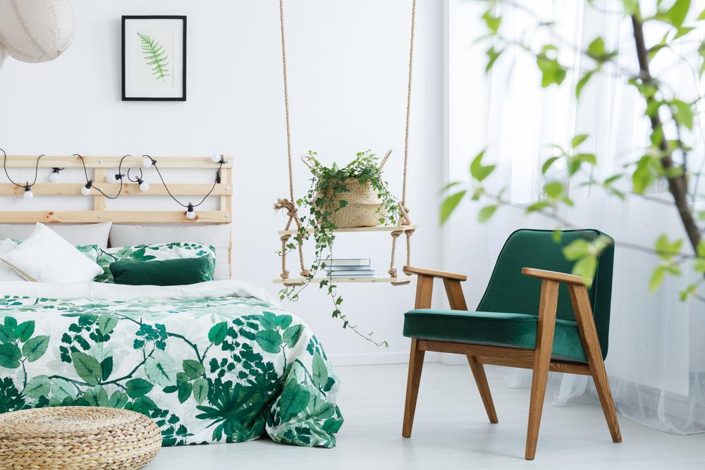 Jungle mood, apportez du vert à votre décoration d'intérieur