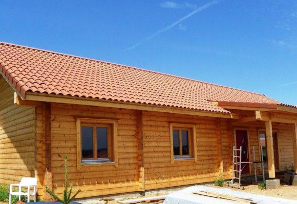 Les phases de terrassement d'une maison en bois