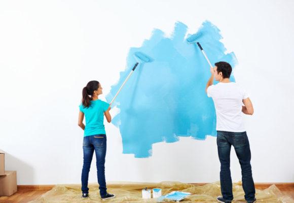 Des travaux de peinture pour appartement : quel est le budget nécessaire ?