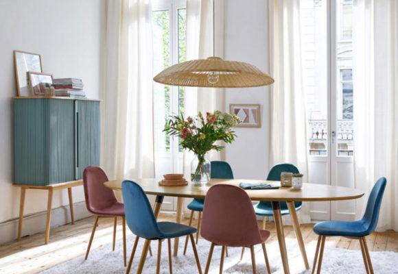 Les trois caractéristiques de la chaise scandinave