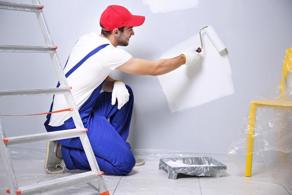 Les bienfaits de travailler avec un peintre professionnel