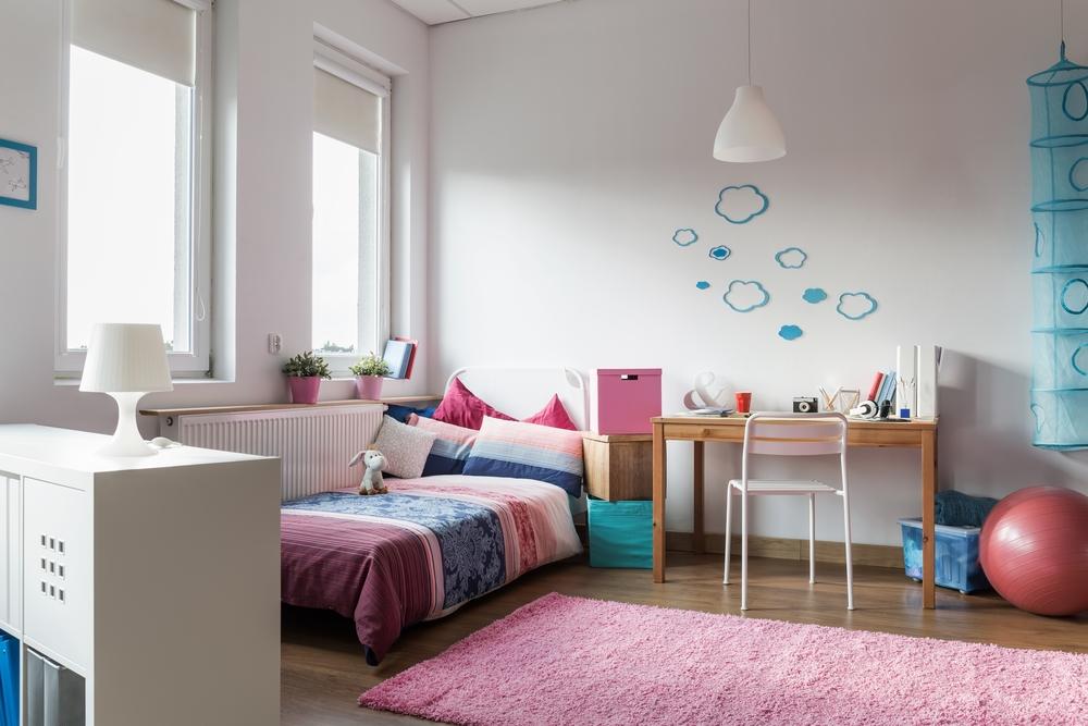 Comment bien décorer la chambre d'une petite fille