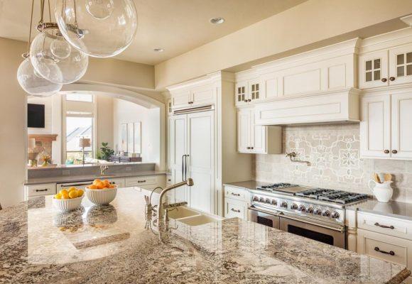 La cuisine : la pièce de la maison demandant le plus d'entretien