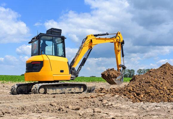 Les différents types de terrassement avant une construction